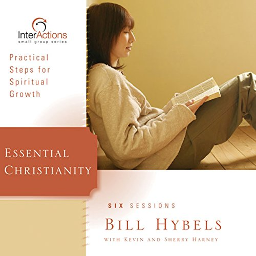 Essential Christianity audiobook cover art