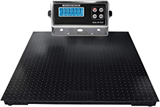"Selleton 10000lb/1lb Floor Scale/Pallet Scale Warehouse/Industrial Scales 4`x4` (48"" x 48"")"