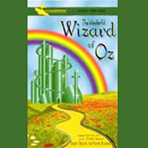 The Wonderful Wizard of Oz (Dramatized)  By  cover art
