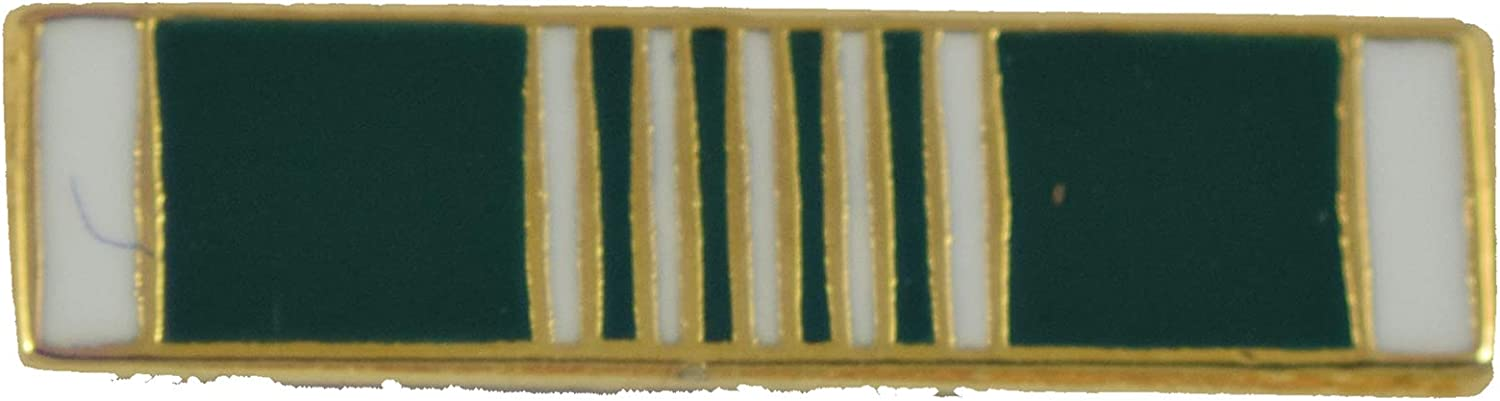 ARMY COMMENDATION New Free Shipping MEDAL Ribbon LAPEL PIN OW Regular discount - OR HAT VETERAN