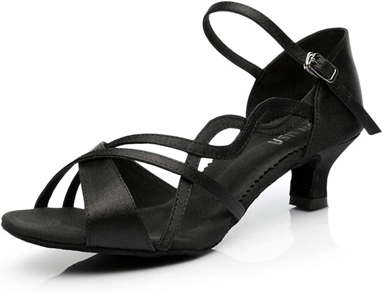 Cici shoes Women Ladies Simple Fashion Dancing Rumba Waltz Prom Ballroom Latin Ballet Dance Singles shoes
