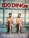 100 Dinge - Matthias Schweighöfer - Filmposter 120x80cm