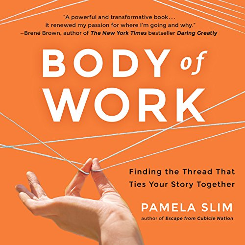 Body of Work audiobook cover art