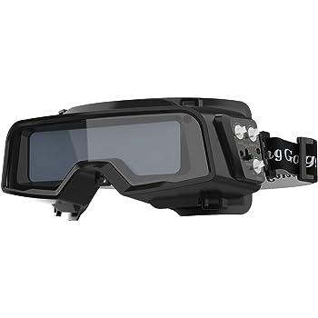 E Support/™ JSS200W Pro Solar Auto Darkening Welding Helmet Lens Goggles Automation