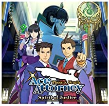 Phoenix Wright Ace Attorney: Spirit of Justice  - 3DS [Digital Code]