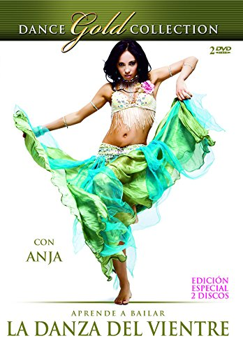 Aprende A Bailar Danza Del Vientre - Dance Gold Collection [DVD]