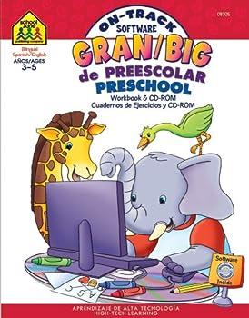 Bilingual Big Get Ready! Software Preschool - Book  of the BIG Workbooks