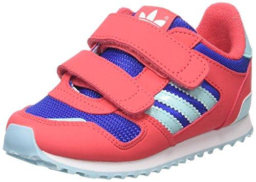Adidas Zx 700 Cf I Bébé Unisexe de Course souples - - BOLD BLUE/BLUE SPIRIT S11/JOY S13, 20