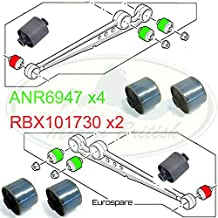 LAND ROVER REAR SUSPENSION RADIUS ARM BUSH SET DISCOVERY II MR0215 EUROSPARE
