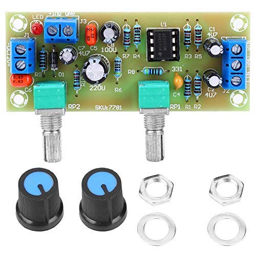 Find Discount DC10-24V Low Pass Filter Board Subwoofer Volume Control Preamp preamp Video Module Aud...