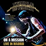 On a Mission: Live in Madrid von Michael Schenker's Temple of Rock