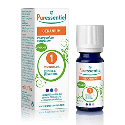 Puressentiel Geranio Aceite Esencial Bio 5Ml. 100 g