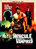 Hercule Contre Les Vampires [Édition Collector Blu-Ray + DVD + Livre]