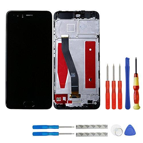 swark Pantalla LCD para Huawei P10Marco + Pantalla Táctil LCD Tools (Negro)