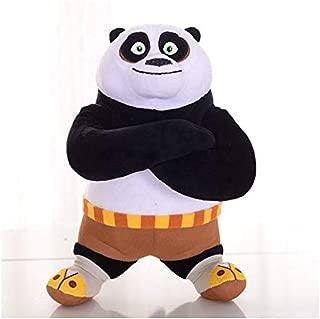 x 6100 Autres Doudou Kung Fu Panda Dreamworks tigre