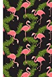 Pink Flamingo Notebook: 6x9 College Ruled Lined Journal