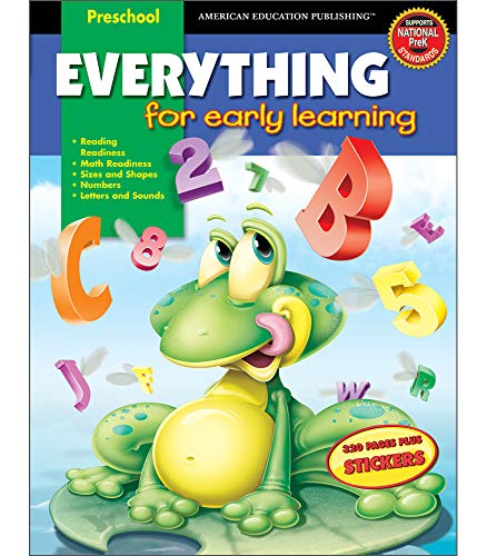 Everything For Early Learning Grade Preschool