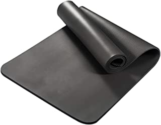 Finance Plan Workouts at Home,Anti-Slip Thicken NBR Gym Home Fitness Exercise Sports Yoga Pilates Mat Carpet