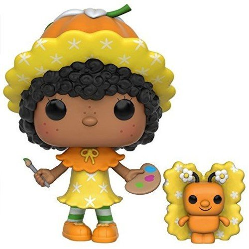 Funko 10234 SSC 10234 Blossom and Marmalade Scented Pop Vinyl Figure, Orange