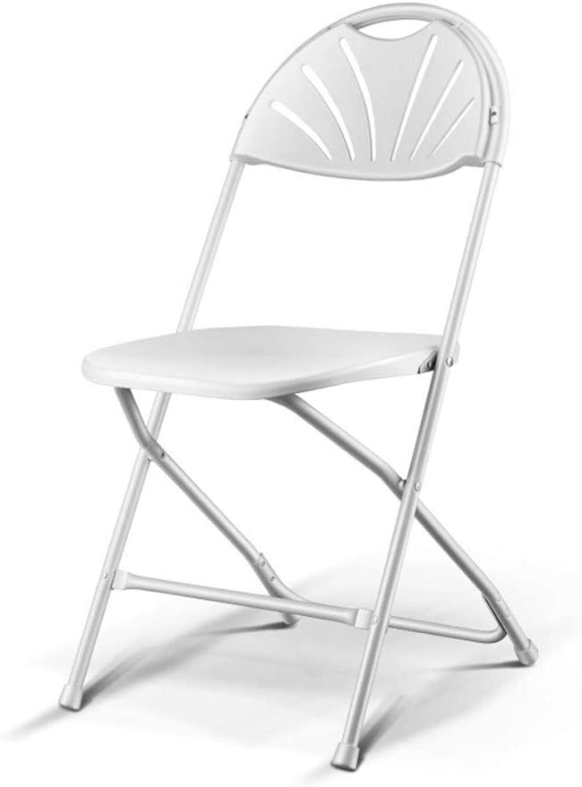 JF-XUAN Dining Chairs Inexpensive Chair Folding Charlotte Mall Outdo Household
