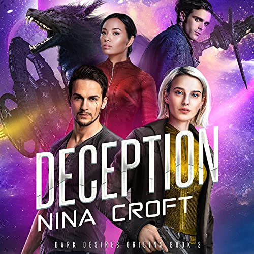 Deception: Dark Desires Origin, Book 2