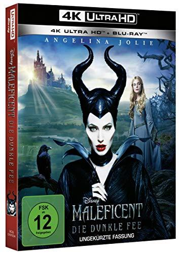 Maleficent 4K Ultra HD (+ Blu-ray)
