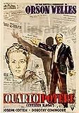 PostersAndCo TM Citizen Kane Film Rruh-Poster/Reproduktion
