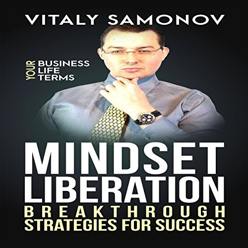 Mindset Liberation audiobook cover art