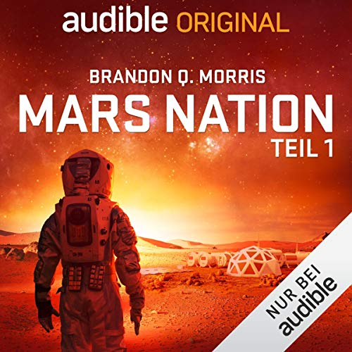 Mars Nation 1 cover art