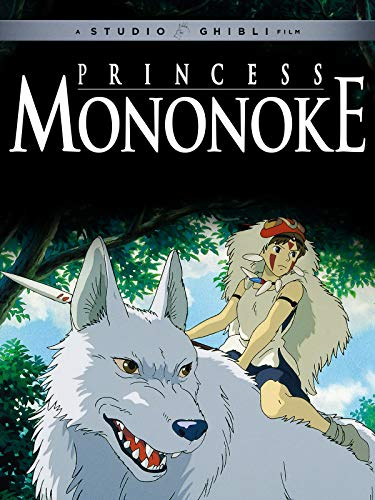 Princess Mononoke (English Language)