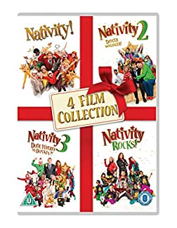 Nativity 4 Film Collection