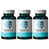 Neuriva Original Brain Performance Brain Support Supplement, 30 Count (Pack of 3)