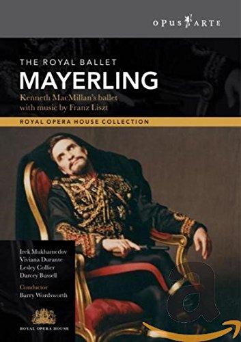 Mayerling - The Royal Ballet [DVD] [Reino Unido]