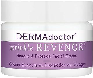 DERMAdoctor Wrinkle Revenge Rescue Protect Facial Cream for Women 1.7 oz Cream