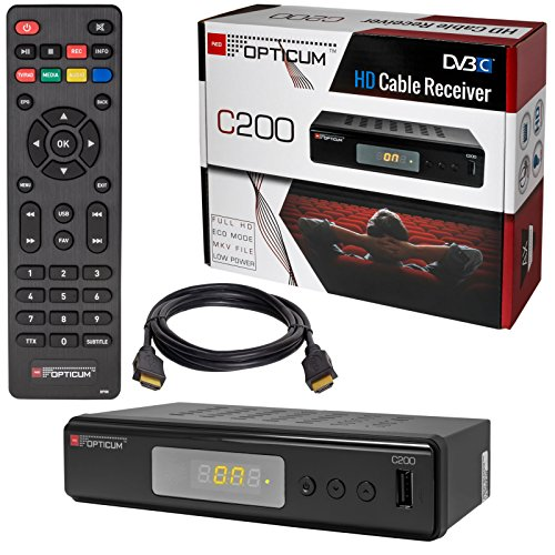 HB-Digital Red Opticum HD C200 Kabel-Receiver