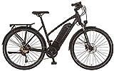 Prophete Damen ENTDECKER 20.ETT.30 Trekking E-Bike 28' AEG ComfortDrive, schwarz, RH 52
