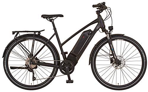 """Prophete Damen ENTDECKER 20.ETT.30 Trekking E-Bike 28\"""" AEG ComfortDrive, schwarz, RH 52"""