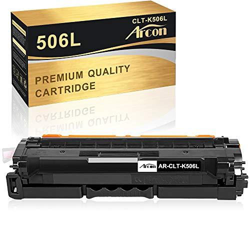 Arcon Kompatibel Toner Cartridge Replacement für Samsung CLT-506L CLT-K506L CLT K506L für Samsung CLX-6260FW 6260FD 6260FR 6260ND CLX6260 FW FD FR ND CLP-680ND 680DW CLP680 ND DW Laserdrucker 1-Pack