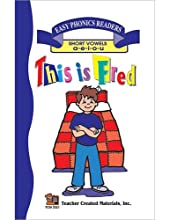 This Is Fred (Short Vowel Review) Easy Reader