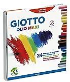 Giotto F293100 Patels à l'huile, Fabric