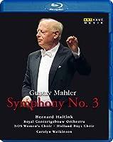 Symphony No 3 [Blu-ray]