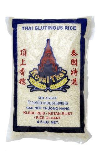 Royal Thai Thai Klebereis 4,5kg