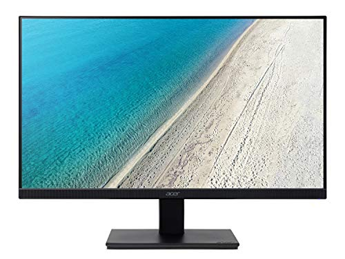 "Acer V247Y bmipx 23.8"" Full HD (1920 x 1080) IPS Monitor (Display Port, HDMI & VGA Ports), Black"