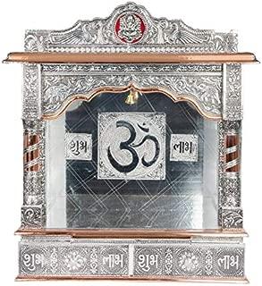 Puja Mandir - Wooden Pooja Temple 22