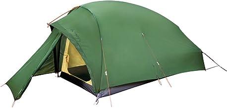 VAUDE Taurus UL 2P, groen, zeer lichte tent voor bergbeklimmers