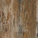 d-c-fix 346-0478 Decorative Self-Adhesive Film, Rustic Wood, 17' x 78' Roll