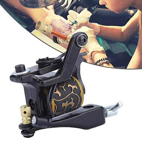 Single coil tattoo machine