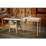 """Best JET table saws - Jet 725001K ProShop II 115V 52"""" Rip Cast Review"""