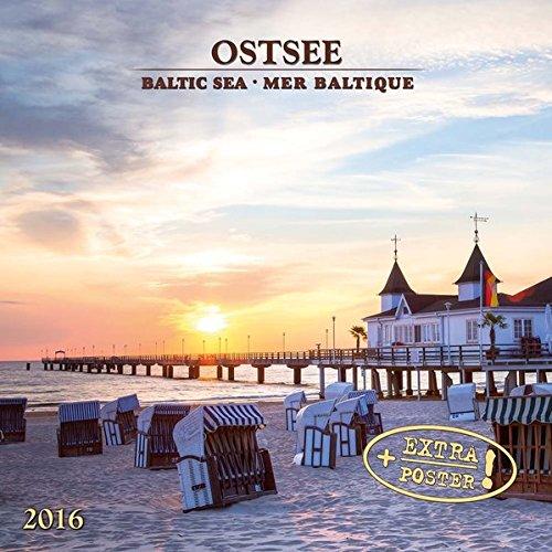 Ostsee 2016: Kalender 2016 (Artwork)