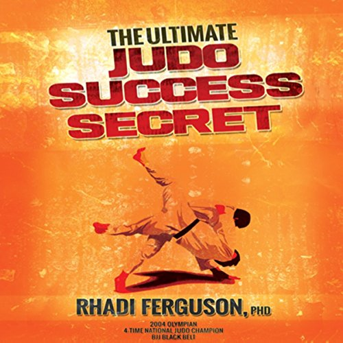 The Ultimate Judo Success Secret audiobook cover art